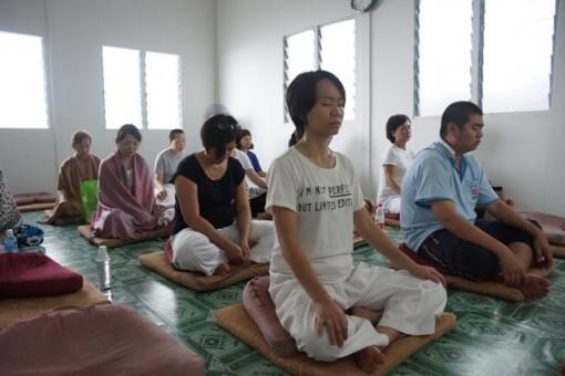 禅修是通往解脱的法门,也是自我探索、了解生命的真实道路。